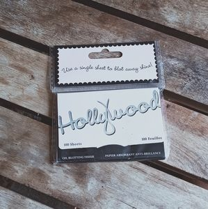 🌷3/15🌷 Hollywood blotting paper